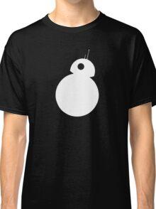 BB-8 - White Silhouette  Classic T-Shirt