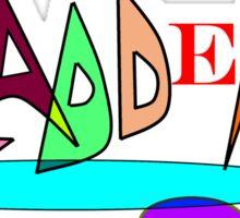 Bladders! Sticker