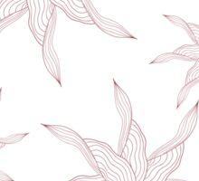 Sea flower design Sticker