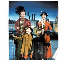Jack Torrance in Mary Poppins Poster