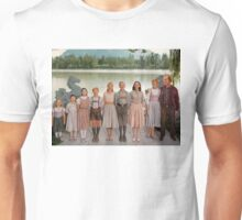 Jack Torrance in The Sound of Music Unisex T-Shirt