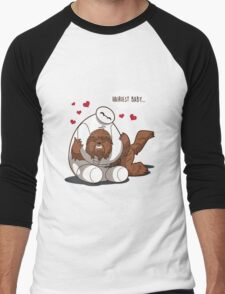 Hairiest Baby Men's Baseball ¾ T-Shirt