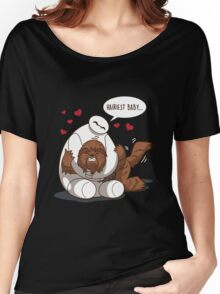 Hairiest Baby Women's Relaxed Fit T-Shirt
