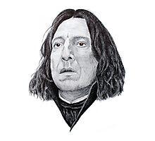 Biro Professor Snape  Photographic Print