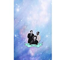 The X Files Space Dorks Photographic Print