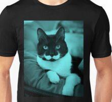 Cat Mustache Unisex T-Shirt