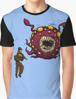 Indiana Jones Rathtar Graphic T-Shirt