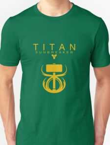 Titan - Sunbreaker T-Shirt
