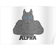 Beast Werewolf Poster