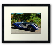 1964 Morgan Framed Print