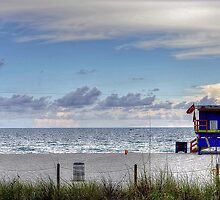 HDR Playa by LUISPENA