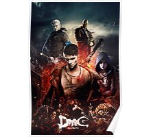 DmC Devil May Cry Ultimate Poster Poster