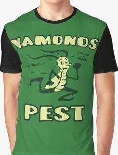 Breaking Bad: Vamonos Pest Graphic T-Shirt