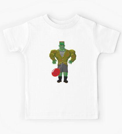 Franken-Child Kids Tee