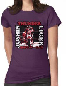 Jushin T. Liger  Womens Fitted T-Shirt