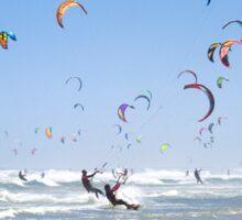 Kitesurfing Armada, Cape Town, South Africa Sticker