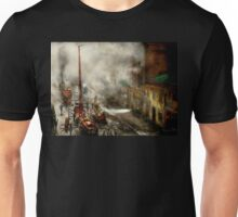 Fireman - New York NY - Big stink over ink 1915 Unisex T-Shirt