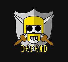 barbarian defend Unisex T-Shirt