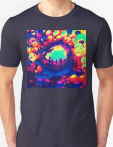 Retro Sphere of Reflections T-Shirt