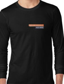 Declare Variables Long Sleeve T-Shirt