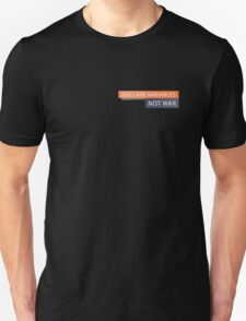 Declare Variables Unisex T-Shirt