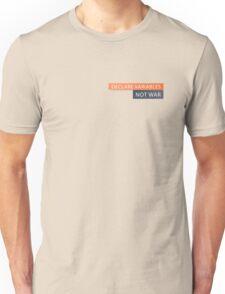 Declare Variables Unisex T-Shirt