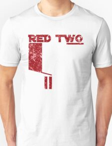 Red Two Unisex T-Shirt