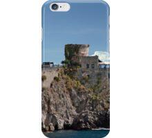 Castle On The Coast iPhone Case/Skin