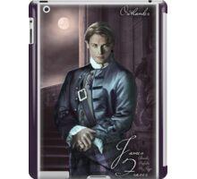 James Fraser France iPad Case/Skin