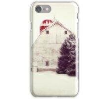 Red Silo iPhone Case/Skin