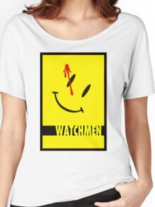 Watchmen Women's Relaxed Fit T-Shirt