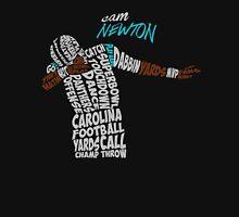 Cam Newton text design Unisex T-Shirt