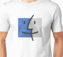Finder Icon Unisex T-Shirt