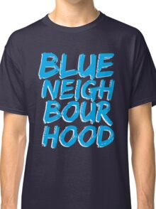 Blue Neighbourhood Classic T-Shirt