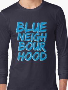 Blue Neighbourhood Long Sleeve T-Shirt
