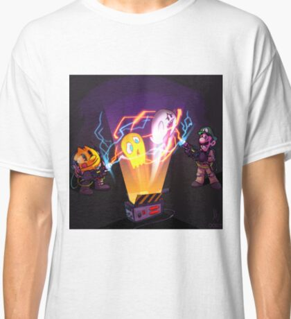 0027 - I Ain't 'Fraid a No Ghosts Classic T-Shirt