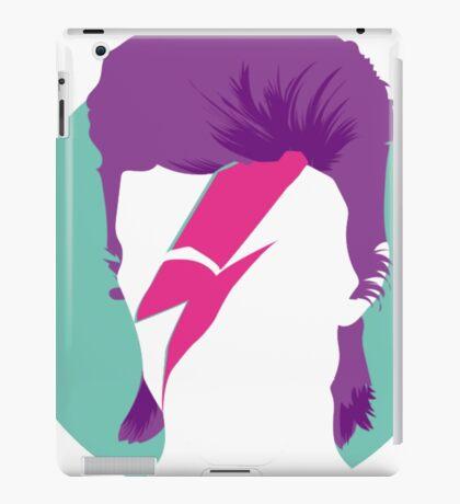 David Bowie - Ziggy Stardust iPad Case/Skin