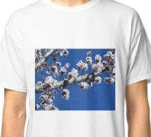 Apricot Flower Classic T-Shirt