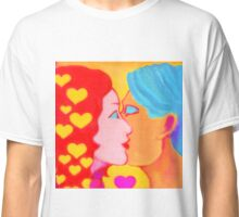 Forms Of Love FeMale Male Classic T-Shirt