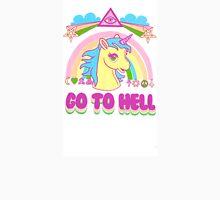 Unicorn Go To Hell Unisex T-Shirt
