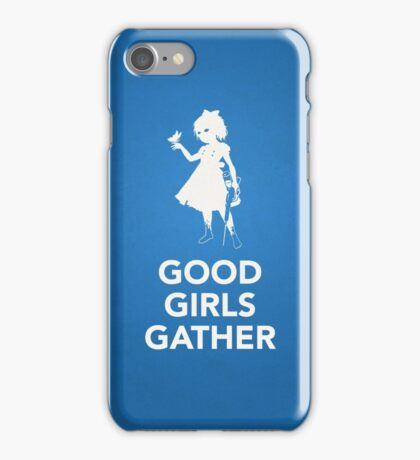 Bioshock: Good Girls Gather iPhone Case/Skin