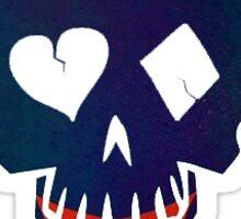 Harley Quinn Sticker Sticker