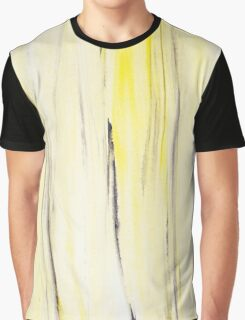 Yellow Breeze Graphic T-Shirt