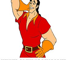 Gaston by mythicalsm0sh