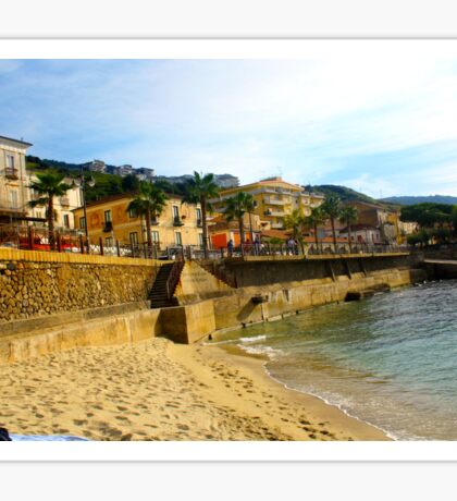 Calabria, Italy Sticker