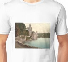 Blackrock Castle. Co. Cork, Ireland Unisex T-Shirt