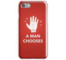 Bioshock: A Man Chooses iPhone Case/Skin