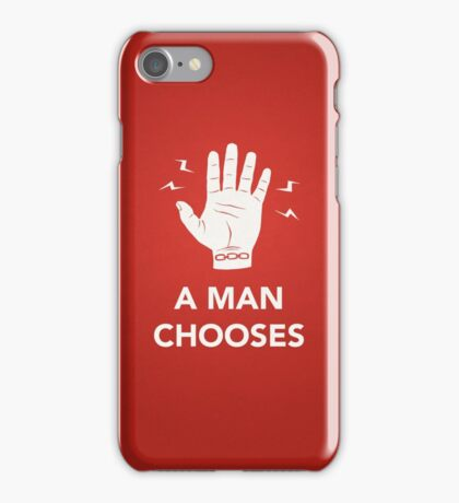 Bioshock: A Man Chooses iPhone Case/Skin
