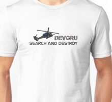 DEVGRU- we will come and find you! Unisex T-Shirt