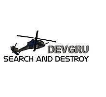DEVGRU- we will come and find you! Photographic Print
